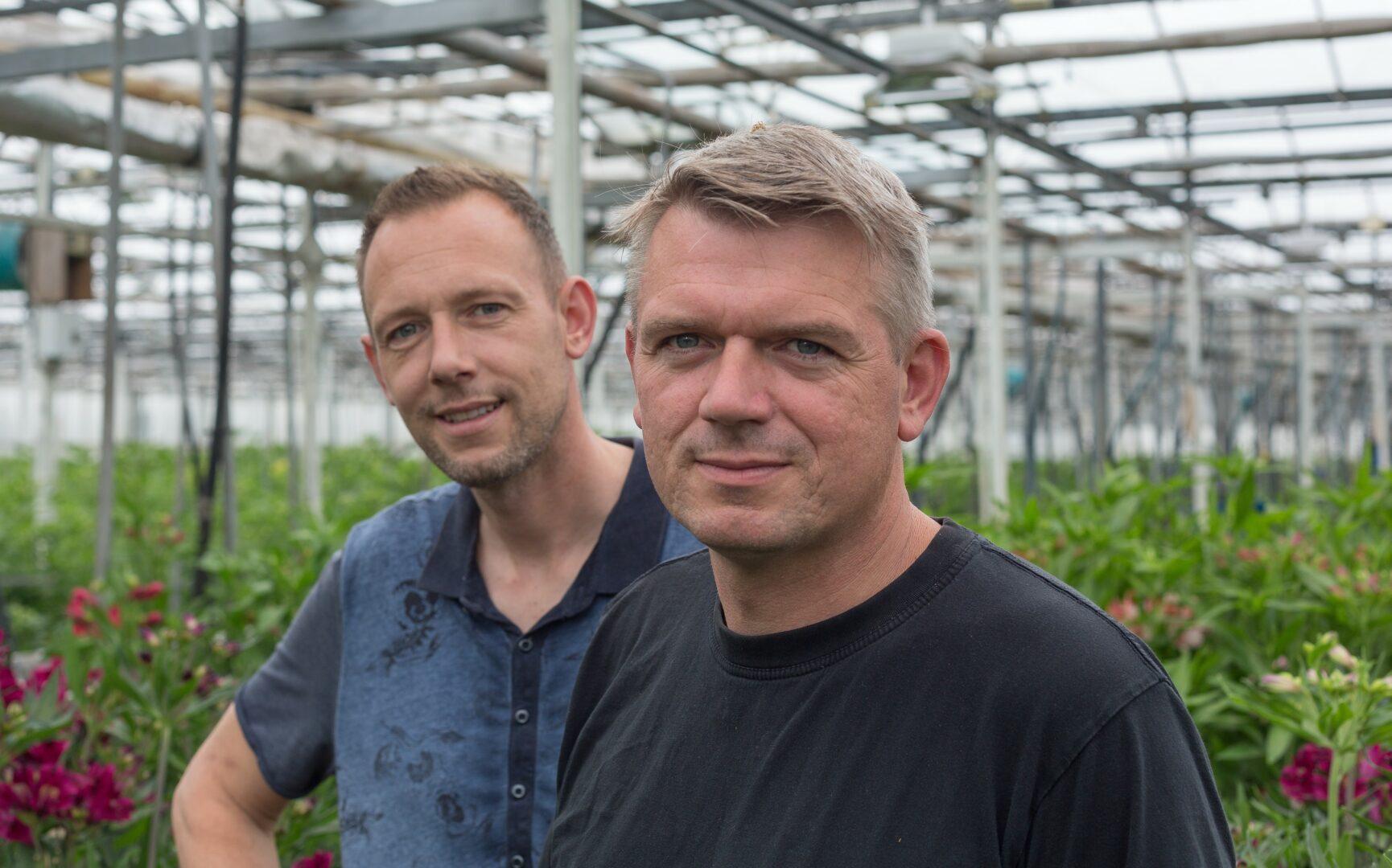 Kwekerij Melenhorst gefinancierd door MKB Fonds Drenthe